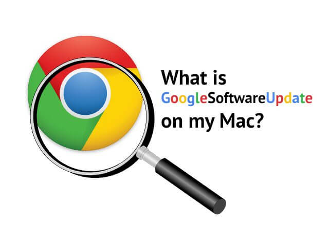What is Google Software Update on my Mac?