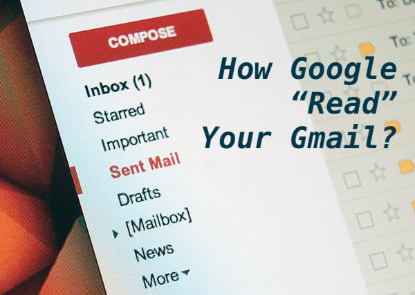 how google read your gmail