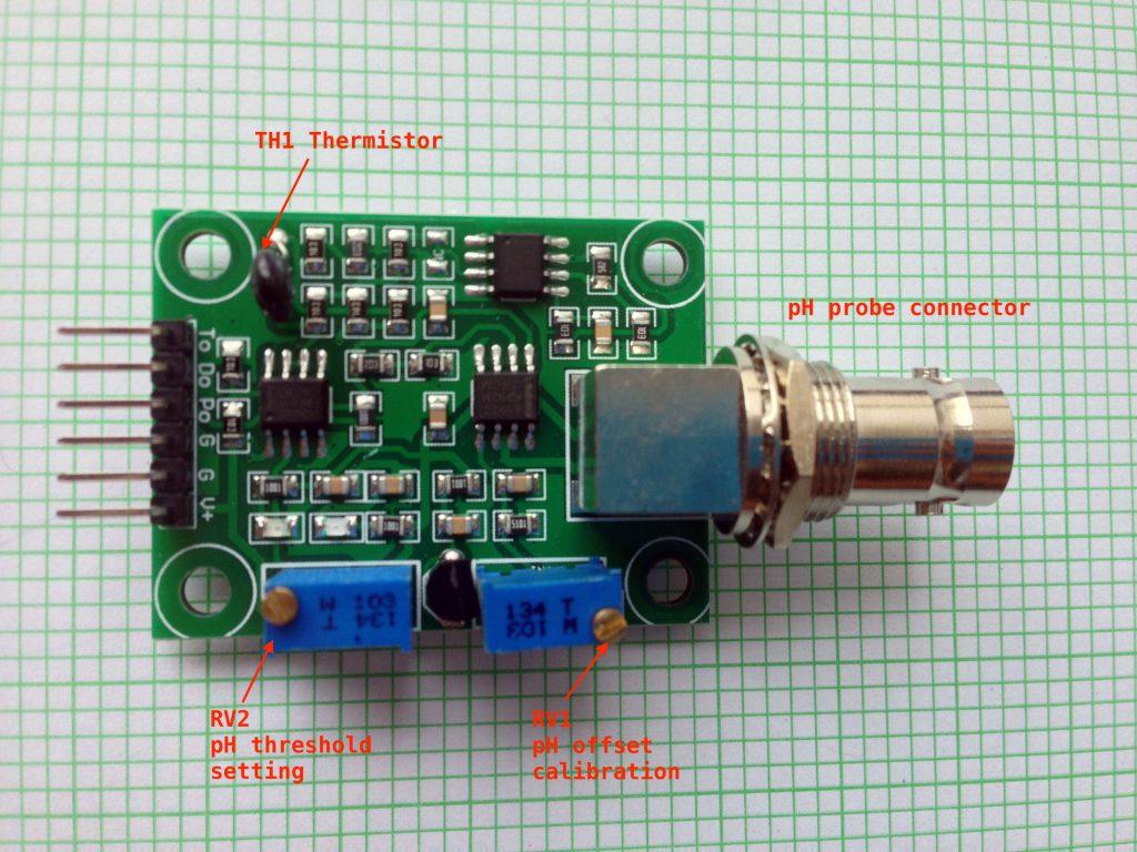 pH Sensor Board